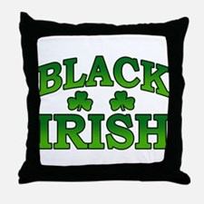 Once You go Irish You Never Go Back Throw Pillow