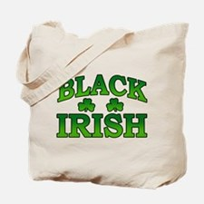 Once You go Irish You Never Go Back Tote Bag
