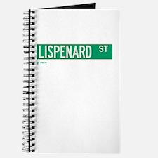 Lispenard Street in NY Journal