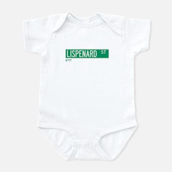 Lispenard Street in NY Infant Bodysuit