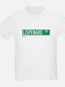 Lispenard Street in NY T-Shirt