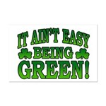 It Ain't Easy being Green Mini Poster Print