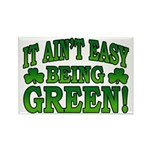It Ain't Easy being Green Rectangle Magnet (10 pac
