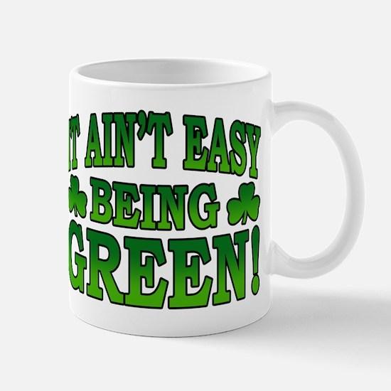 It Ain't Easy being Green Mug