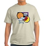 Libra sun moon Light T-Shirt
