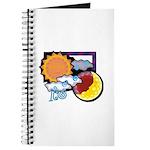 Leo sun moon Journal