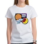 Leo sun moon Women's T-Shirt