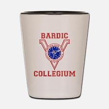 Bardic Collegium Shot Glass