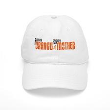 I Wear Orange For My Mother 6 Baseball Cap