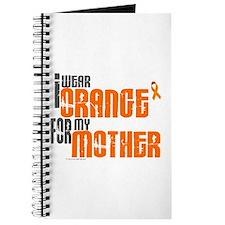 I Wear Orange For My Mother 6 Journal
