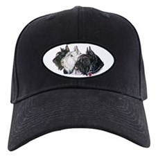 Scottish Terrier Trio Baseball Hat