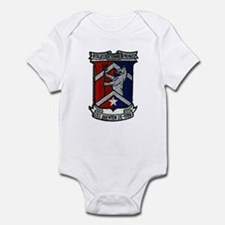 USS BREWTON Infant Bodysuit