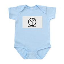 Anti-hippie Infant Creeper