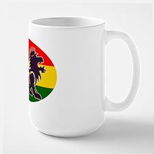 Reggae Rastafarian Mug