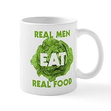Real Men Eat Real Food Mug