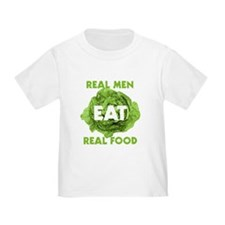 Real Men Eat Real Food T