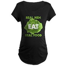 Real Men Eat Real Food T-Shirt