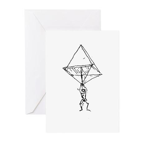 da Vinci Greeting Cards (Pk of 20)