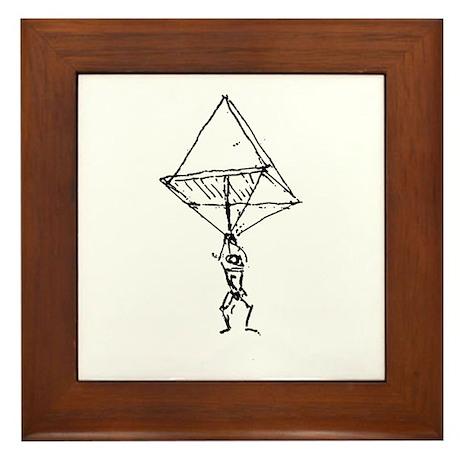 da Vinci Framed Tile