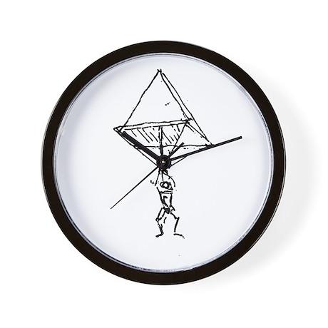 da Vinci Wall Clock