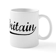 Vintage New Britain (Black) Mug