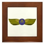 Mason Pilot Framed Tile