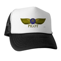 Mason Pilot Trucker Hat