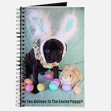 Easter Puggy Journal