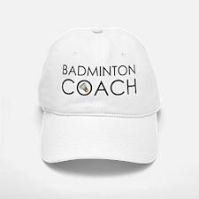 Badminton Coach Baseball Baseball Cap