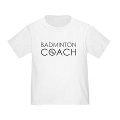 Badminton Coach T