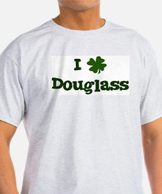 I Shamrock Douglass T-Shirt
