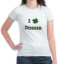 I Shamrock Donna T