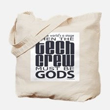 Tech Crew Gods Tote Bag