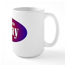 Large Prayer Mug