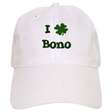 I Shamrock Bono Baseball Cap