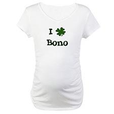 I Shamrock Bono Shirt