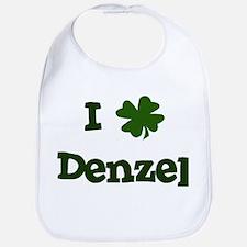 I Shamrock Denzel Bib