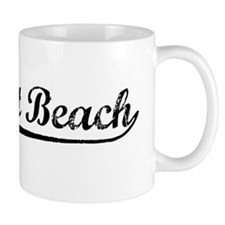 Vintage Newport Be.. (Black) Mug
