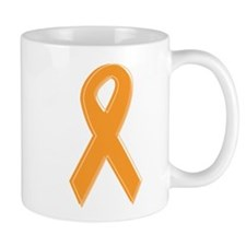 Orange Aware Ribbon Mug