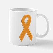 Orange Aware Ribbon Mug