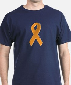 Orange Aware Ribbon T-Shirt