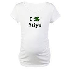 I Shamrock Aliya Shirt