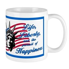 Pursuit of Happiness Mug