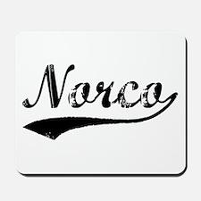 Vintage Norco (Black) Mousepad