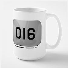 Alpha 016 Large Mug