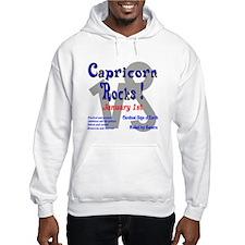 Capricorn January 1st Hoodie