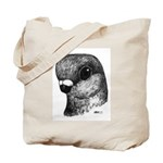 Stettiner Shortface Pigeon Tote Bag