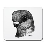 Stettiner Shortface Pigeon Mousepad