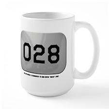 Alpha 028 Mug