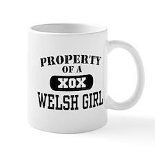 Property of a Welsh Girl Mug